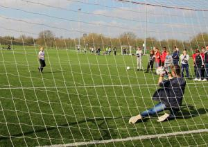 Charity Football Event