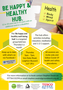 Be Happy and Healthy Hub